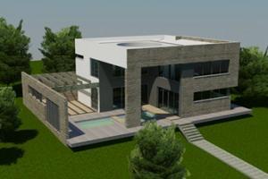 modelarea 3D permite vizualizarea arhitecturala a proiectului