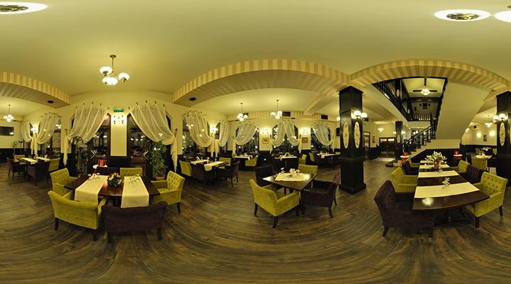 Restaurant queen tur virtual si fotografie panoramica