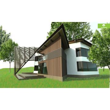 modelarea 3D permite vizualizarea proiectului