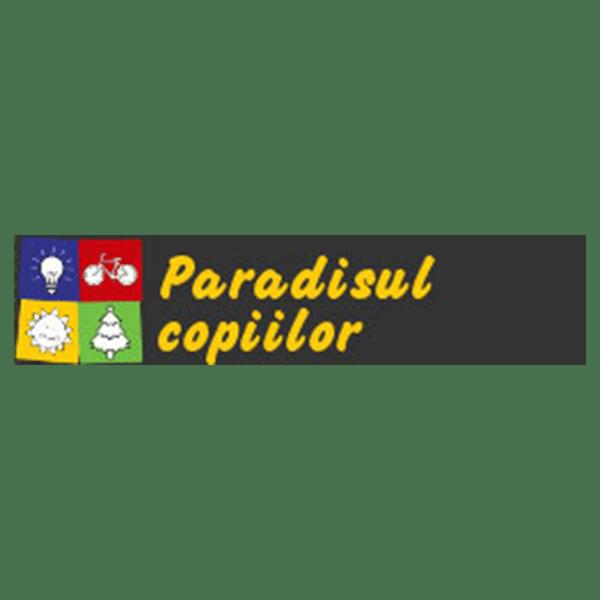 logo paradisul copiilor 1